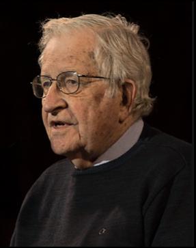 Noam Chomsky / Wikipédia